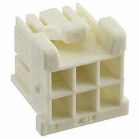 TE Connectivity AMP Connectors - 1-1971905-3 - GRACE INERTIA HEADER ASSY 6POS