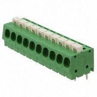 TE Connectivity AMP Connectors - 1-1986711-0 - CONN 5MM TERMINAL BLOCK 10POS