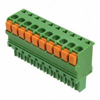 TE Connectivity AMP Connectors - 1-1986722-0 - TERM BLOCK PLUG 10POS STR 3.81MM