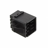 TE Connectivity AMP Connectors - 1-2040404-4 - DYNAMIC 1500T TAB HSG 12PX P/M