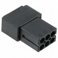 TE Connectivity AMP Connectors - 1-2040444-2 - DYNAMIC 1500T TAB HSG 6PX F/H