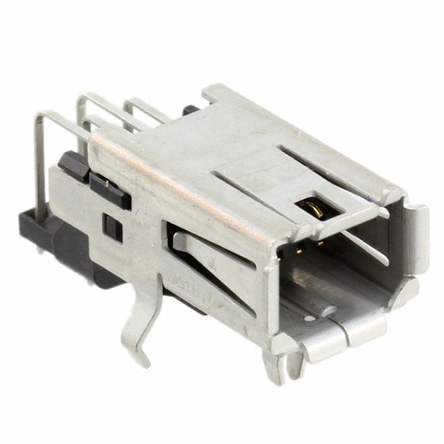 TE Connectivity AMP Connectors - 1-2040537-1 - CONN IND MINI II HDR 8POS PCB
