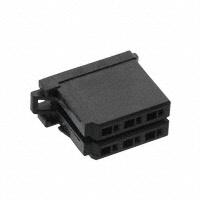 TE Connectivity AMP Connectors - 1-2069029-2 - DYNAMIC 1500T REC HSG 6P X BLACK