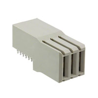 TE Connectivity AMP Connectors - 120943-1 - CONN RCPT 3POS R/A GRAY