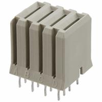 TE Connectivity AMP Connectors - 120953-1 - CONN RCPT UNIV PWR MODULE 4POS