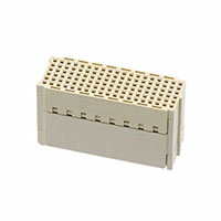 TE Connectivity Aerospace, Defense and Marine - 1-2102061-1 - CONN RCPT 114POS VERT 18MM GOLD