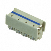 TE Connectivity AMP Connectors - 1-2106003-4 - CONN IDC HOUSING 4POS 20AWG SMD