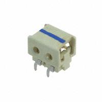 TE Connectivity AMP Connectors - 1-2106751-2 - CONN IDC HOUSING 2POS 20AWG T/H