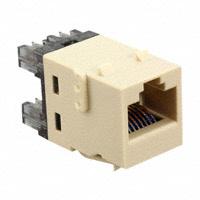 TE Connectivity AMP Connectors - 1-2111435-1 - INSERT RJ45 JACK TO IDC CONN