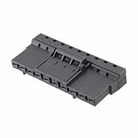 TE Connectivity AMP Connectors - 1-2134249-0 - D3900 SPRING CLAMP REC 10P W/OSE