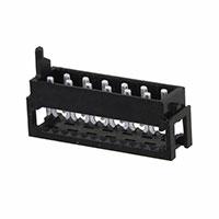TE Connectivity AMP Connectors - 1-2178712-2 - CONN 12POS 2.54MM F/H IDC