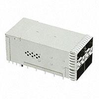 TE Connectivity AMP Connectors - 1-2198325-9 - CONN ZSFP+ RCPT W/CAGE 2X2 80POS