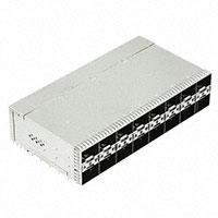 TE Connectivity AMP Connectors - 1-2198346-9 - CONN ZSFP+ RCPT W/CAGE 2X8