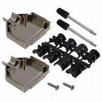 TE Connectivity AMP Connectors - 1-2198617-5 - CONN BACKSHELL DB15 180 DEG
