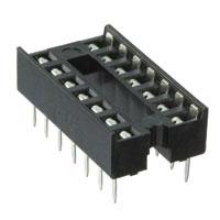 TE Connectivity AMP Connectors - 1-2199298-3 - 14P,DIP SKT,300 CL,LDR,PB FREE