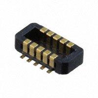TE Connectivity AMP Connectors - 1-2201196-0 - CONN PLUG 10POS 0.4MM SMD GOLD