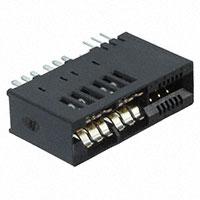 TE Connectivity AMP Connectors - 1-2214934-4 - MBCE 2X2 P + 2X6 S VERTICAL