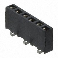 TE Connectivity AMP Connectors - 1241152-6 - CONN RCPT 6POS VERT .100 SMD