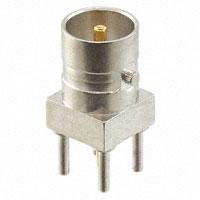 TE Connectivity AMP Connectors - 1274595-1 - CONN MINI BNC JACK STR 75OHM PCB