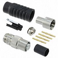 TE Connectivity AMP Connectors - 1-2823446-5 - CONN RCPT FMALE 4POS GOLD CRIMP