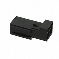 TE Connectivity AMP Connectors - 1-2834049-2 - REC MOD, 2P LATCHED POKE-IN WTW