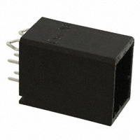 TE Connectivity AMP Connectors - 1318124-2 - CONN HEADER 6POS D02 VERT T/H