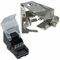 TE Connectivity AMP Connectors - 1339015-1 - CONN MOD JACK 8P8C SHIELDED