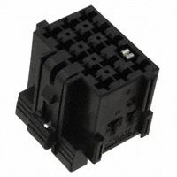 TE Connectivity AMP Connectors - 1355206-1 - CONN RCPT HOUSING JPT 14POS BLK