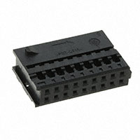 TE Connectivity AMP Connectors - 1355348-1 - MQS BU-GEH 18P