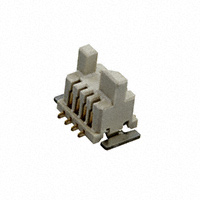 TE Connectivity AMP Connectors - 1375870-2 - CONN RCPT 8POS VERT .8MM SMD