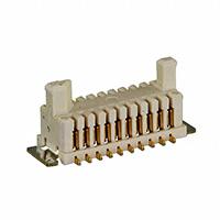 TE Connectivity AMP Connectors - 1375870-8 - CONN RCPT 20POS VERT .8MM SMD