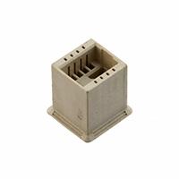 TE Connectivity AMP Connectors - 1375875-2 - PLUG HSG 8 POS 0.8MM MICRO INT