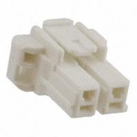 TE Connectivity AMP Connectors - 1376388-1 - CONN HOUSING PLUG 2POS 5MM