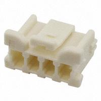 TE Connectivity AMP Connectors - 1376477-4 - CONN PLUG HOUSING 2.5MM 4POS