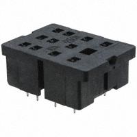 TE Connectivity Potter & Brumfield Relays - PT78603 - SOCKET 3 POLE PCB PT