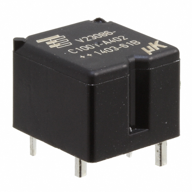 TE Connectivity Potter & Brumfield Relays - 1393280-5 - RELAY AUTO SPST-NO 30A 12V