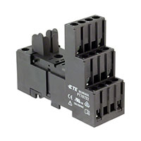 TE Connectivity Potter & Brumfield Relays - 1415526-1 - RELAY DIN SOCKET