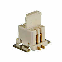 TE Connectivity AMP Connectors - 1445339-1 - CONN RCPT 4POS STR .031 SMD GOLD
