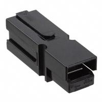 TE Connectivity AMP Connectors - 1445715-2 - CONN HOUSING 1POS BLACK