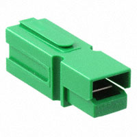 TE Connectivity AMP Connectors - 1445715-4 - CONN HOUSING 1POS GREEN
