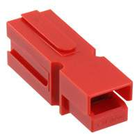 TE Connectivity AMP Connectors - 1445715-5 - CONN HOUSING 1POS RED