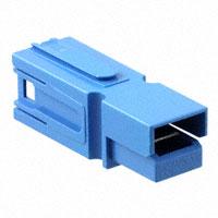 TE Connectivity AMP Connectors - 1445715-6 - CONN HOUSING 1POS BLUE