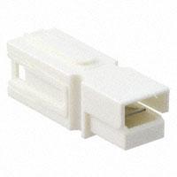 TE Connectivity AMP Connectors - 1445715-8 - CONN HOUSING 1POS WHITE