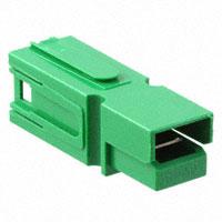 TE Connectivity AMP Connectors - 1445715-9 - CONN HOUSING 1POS GREEN