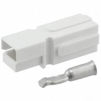 TE Connectivity AMP Connectors - 1445716-3 - CONN PLUG 1POS IN-LINE CRIMP