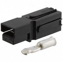 TE Connectivity AMP Connectors - 1445716-7 - CONN PLUG 1POS IN-LINE CRIMP
