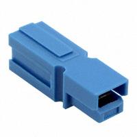 TE Connectivity AMP Connectors - 1445957-1 - CONN HOUSING 1POS BLUE