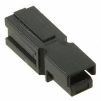 TE Connectivity AMP Connectors - 1445957-2 - CONN HOUSING 1POS BLACK