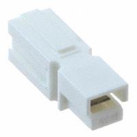 TE Connectivity AMP Connectors - 1445957-3 - CONN HOUSING 1POS WHITE