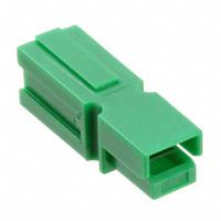 TE Connectivity AMP Connectors - 1445957-4 - CONN HOUSING 1POS GREEN